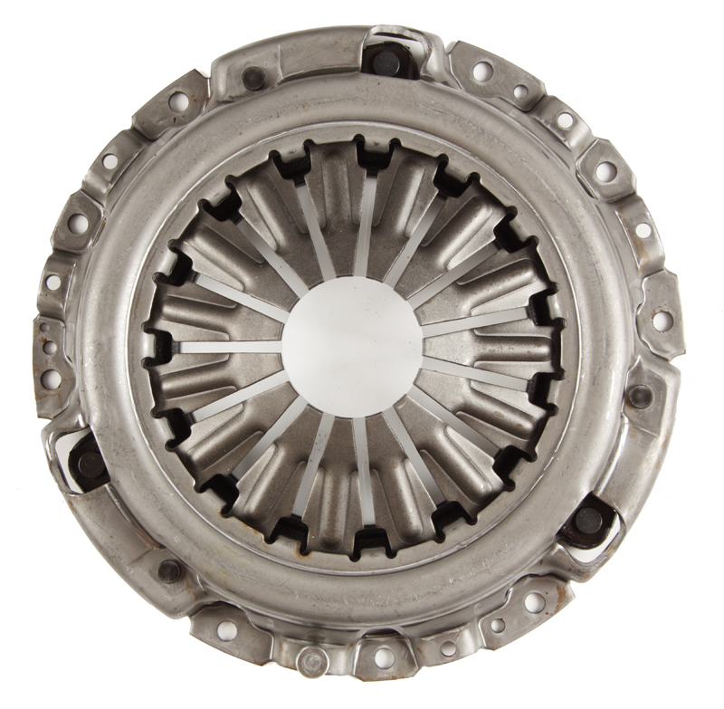 YD25s clutch cover gearbox side