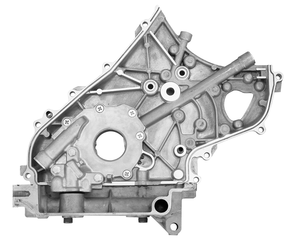YD25 D22 ORIGINAL OIL PUMP