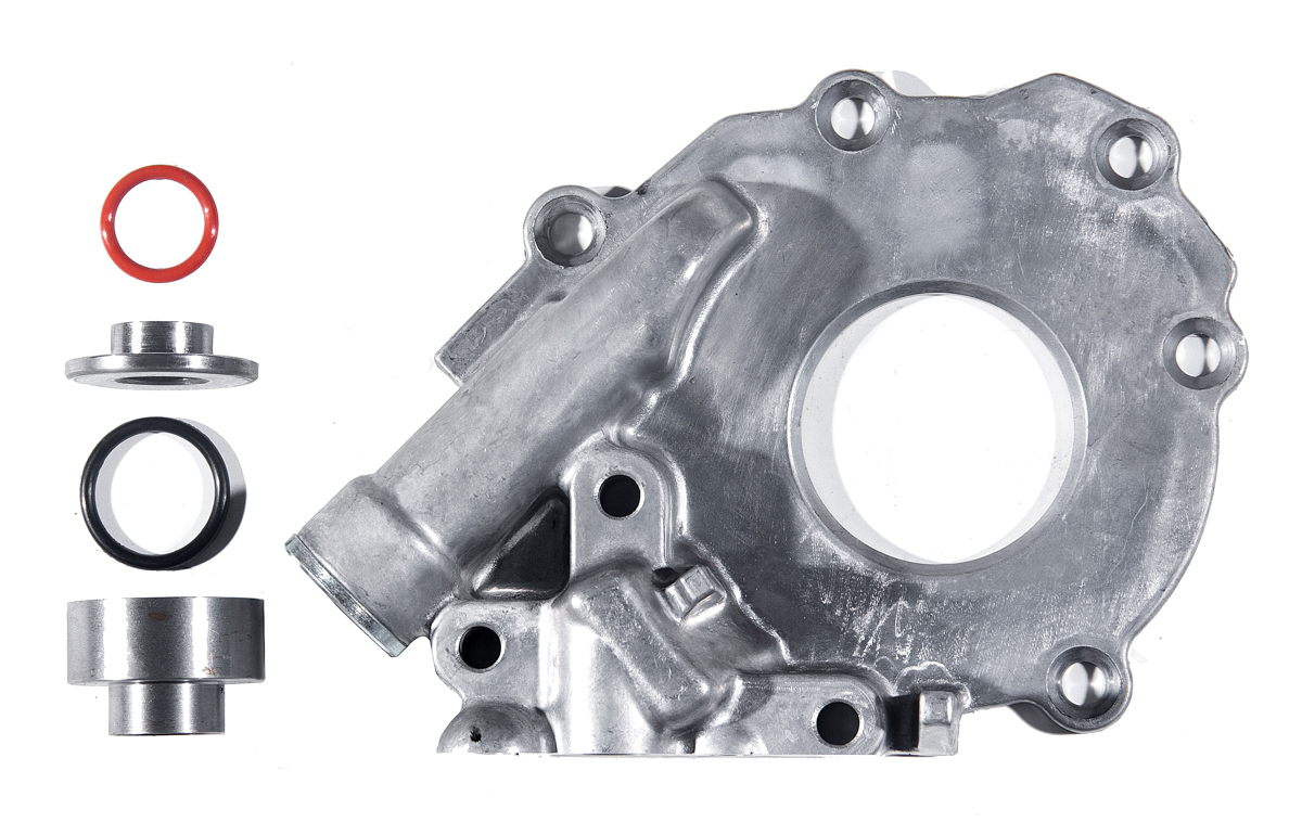 YD25 D22 improved oil pump rear cover