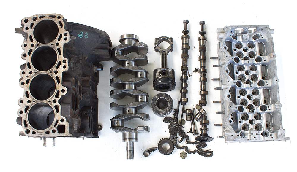 Nissan's YD25 Single Row Timing Chain Failures